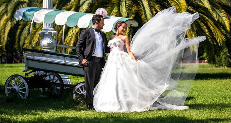 Fenerbahçe Parkı Düğün/Nişan Fotoğraf Çekimi