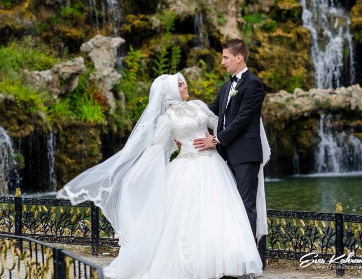 Serap & Yalçın düğün Fotoğrafları