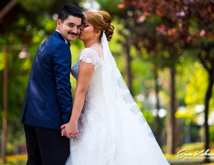 Elif & Salih Düğün Fotoğrafları