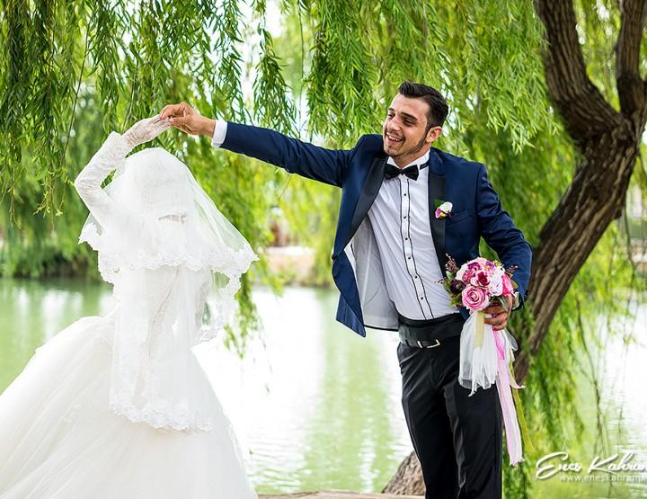 Hilal & Yücel Düğün Fotoğrafları