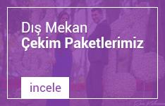 Dış Mekan Düğün Çekim Mekanları