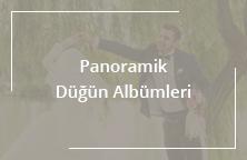 panoramik düğün albümleri